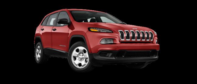 Jeep – Cherokee V