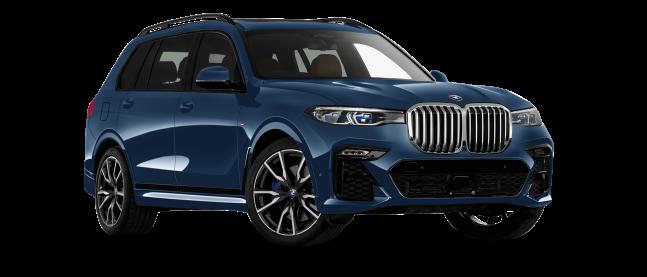 BMW – X7