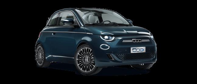 Fiat – 500e