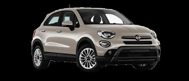 Noleggia Fiat 500 X