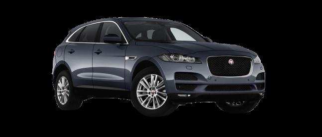 Jaguar – F-Pace
