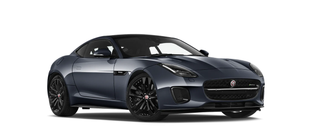 Jaguar – F-Type 2020 Coupe