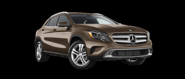 Mercedes – GLA