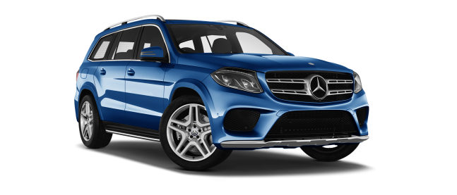 Mercedes – GLS
