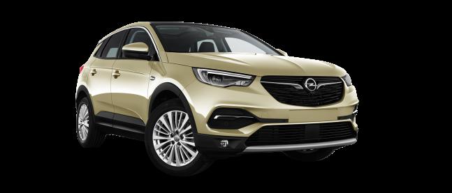 Opel – Grandland X