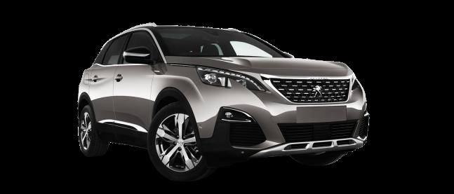 Peugeot – 3008