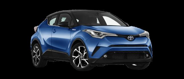 Toyota – C-HR