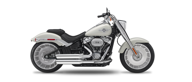 Harley Davidson – Fat Boy