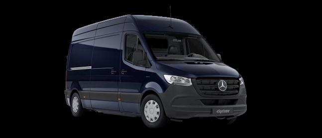 Mercedes – Sprinter