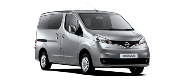 Nissan – E-NV200