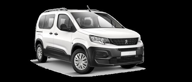 Peugeot – Rifter Mix