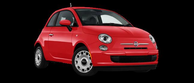 Noleggia Fiat 500