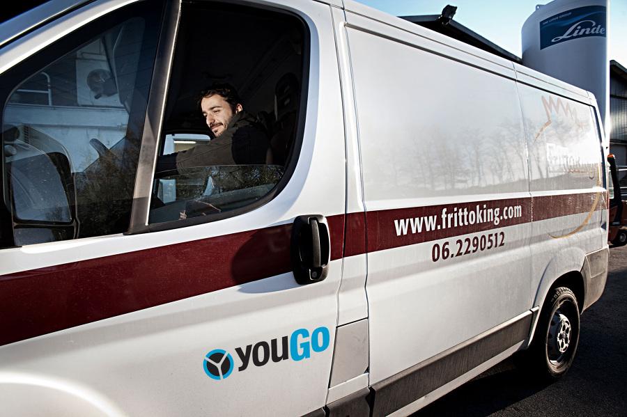 furgone YouGo frittoking