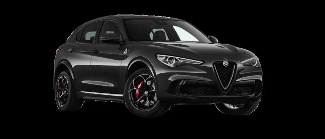 Alfa Romeo – Stelvio Quadrifoglio