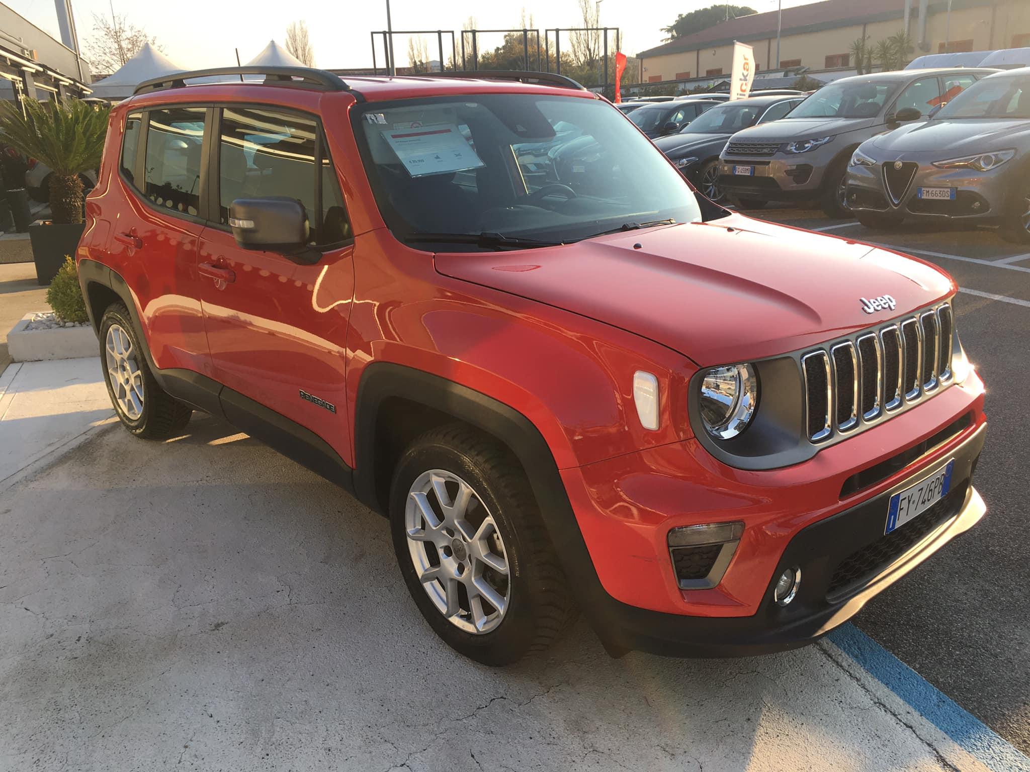 Jeep – Renegade