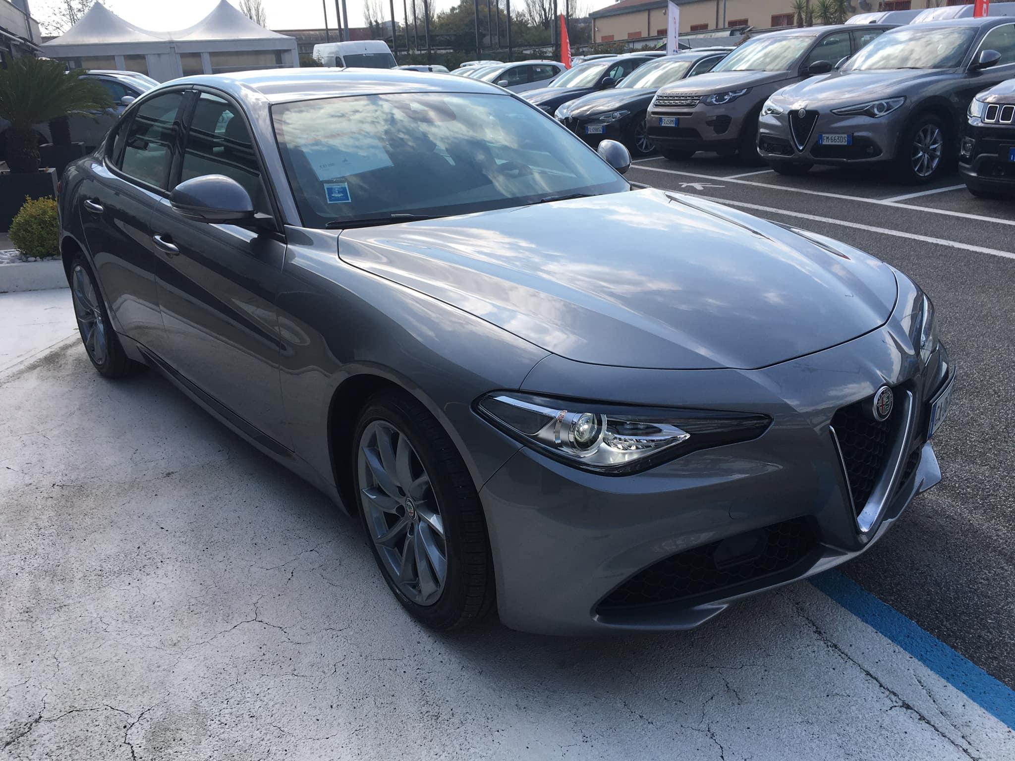 Alfa Romeo – Giulia
