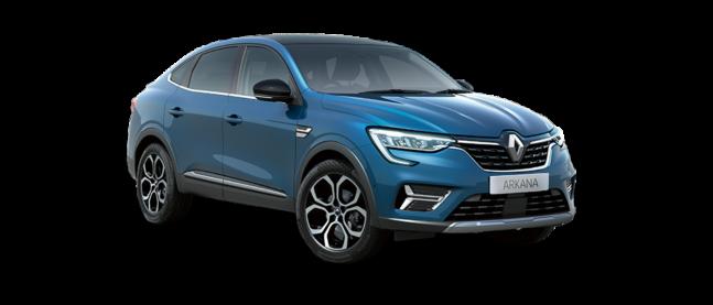 Renault – Arkana