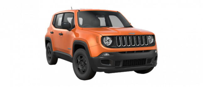 Jeep – Renegade