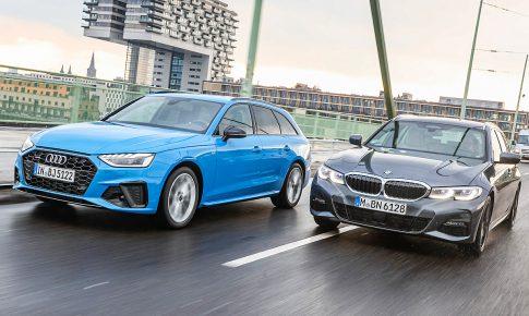 Station Wagon: meglio Audi A4 Avant o BMW Serie 3 Touring?