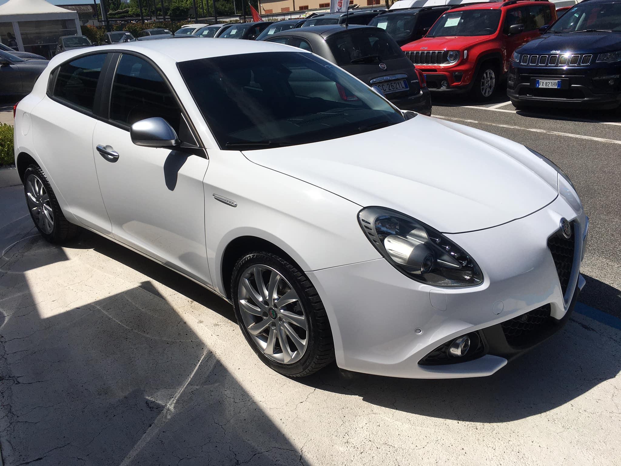 Alfa Romeo – Giulietta