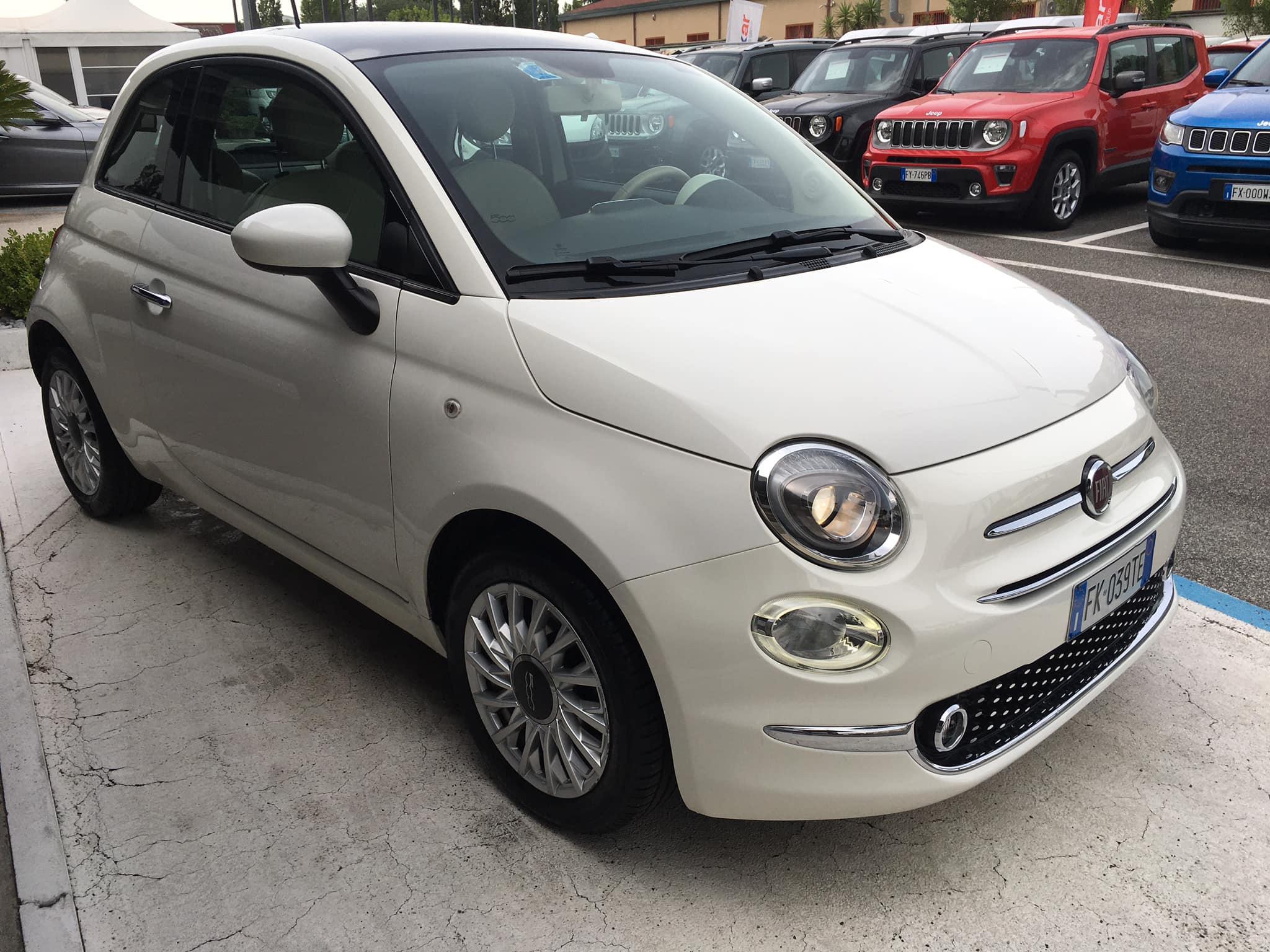 Fiat – 500