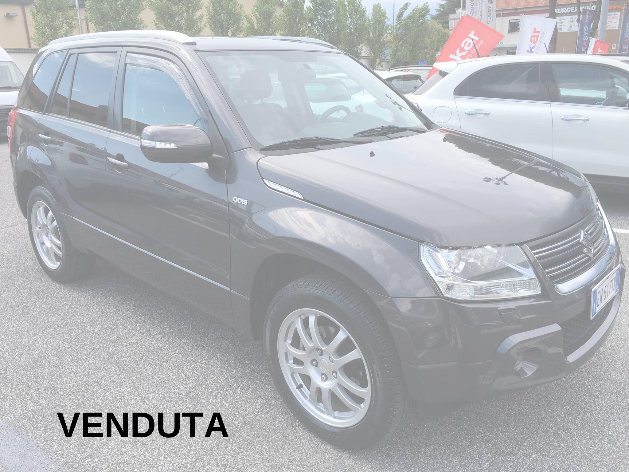 Suzuki – Grand Vitara