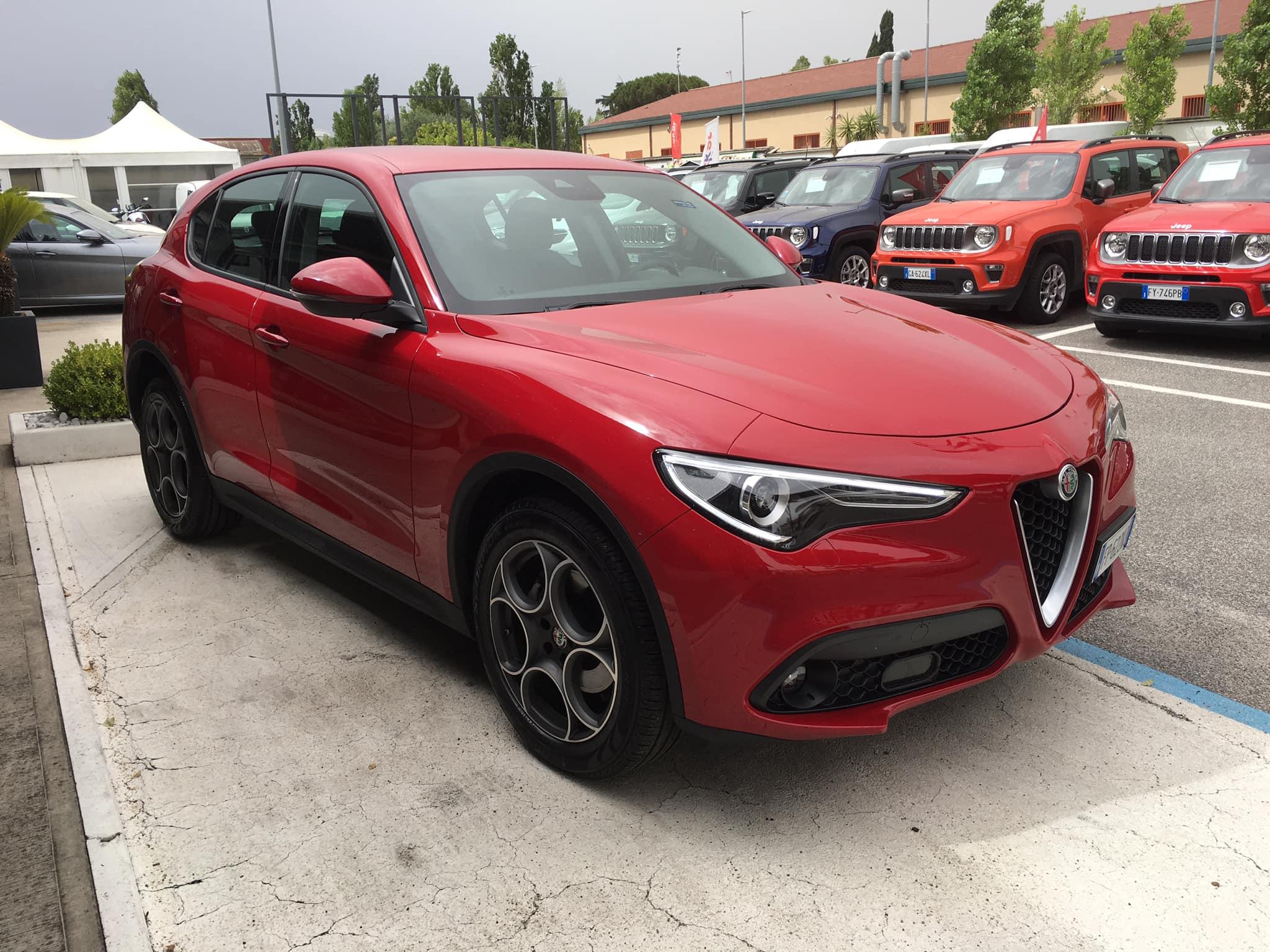Alfa Romeo – Stelvio