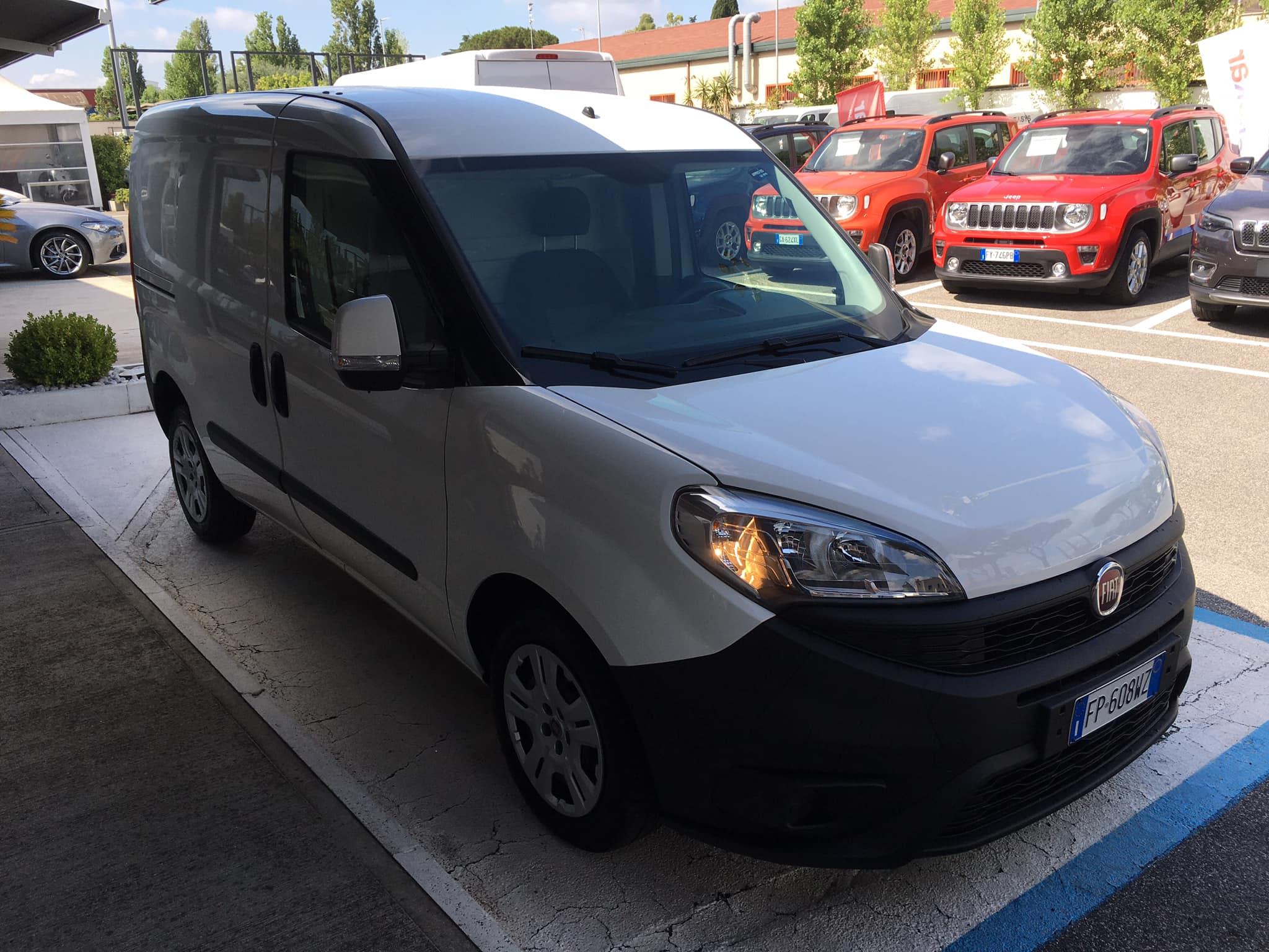 Fiat – Doblò