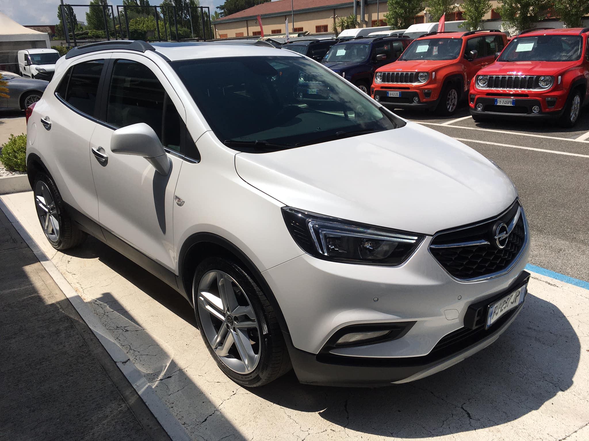 Opel – Mokka X