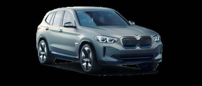 BMW – iX3 G08