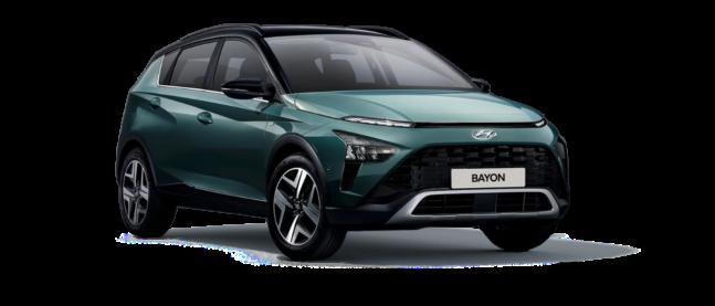 Hyundai – Bayon